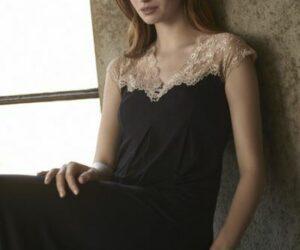 Feines, italienisches Nachthemdchen